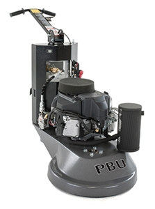 PBU Propane Burnisher : Click to enlarge